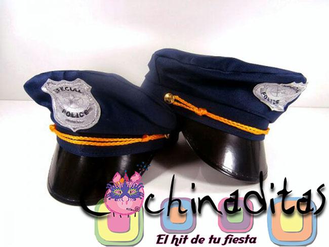 Gorro policía