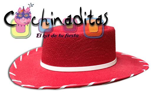 Sombrero vaquera
