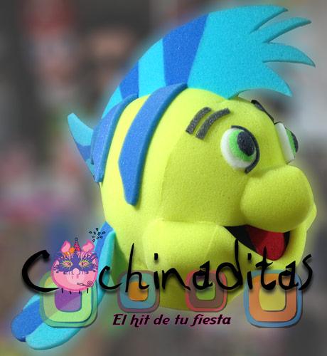 Pez flounder