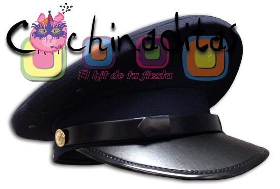 Gorro policía 2