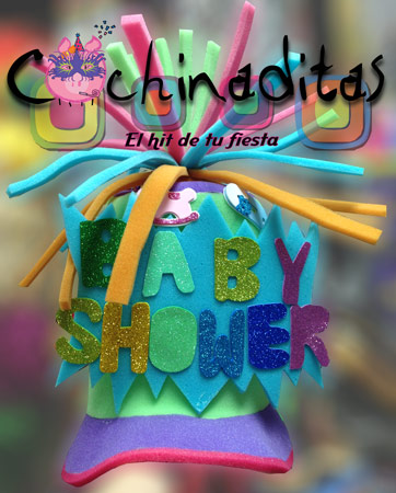Sombrero Baby Shower