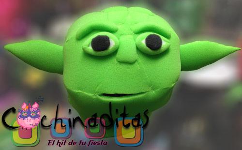 Sombrero Yoda Hule espuma