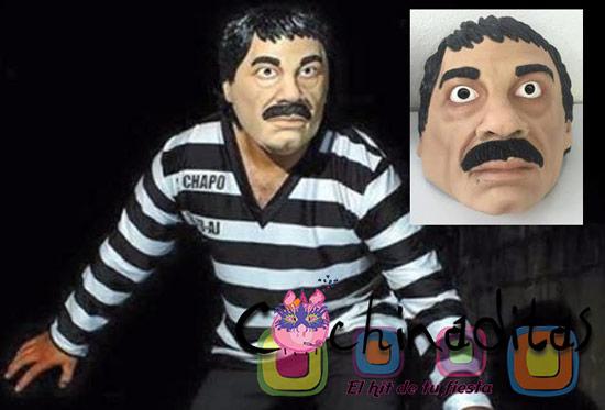 Máscara Chapo
