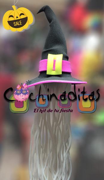 Sombrero Bruja