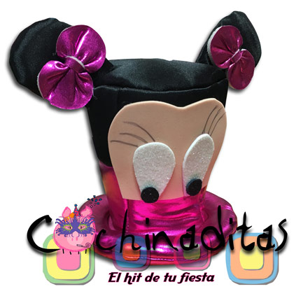 Minnie baby tela