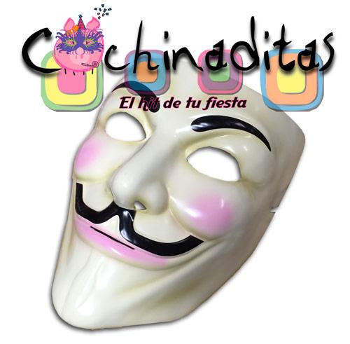 Máscara Anonymus