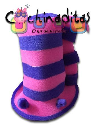 Gato Cheshire hule espuma