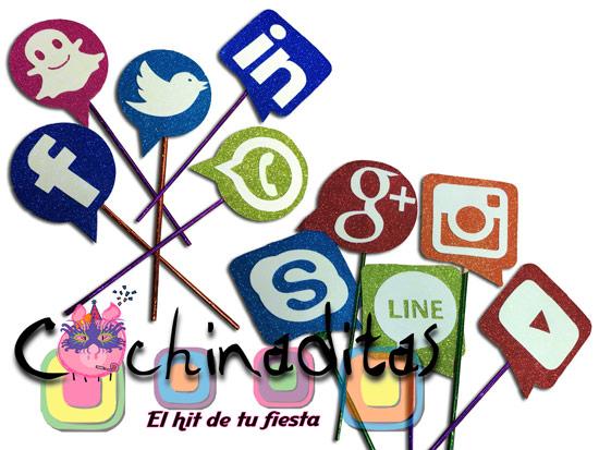 Accesorios para fotos redes sociales
