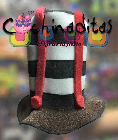 Sombrero Tweedledum & Tweedledee
