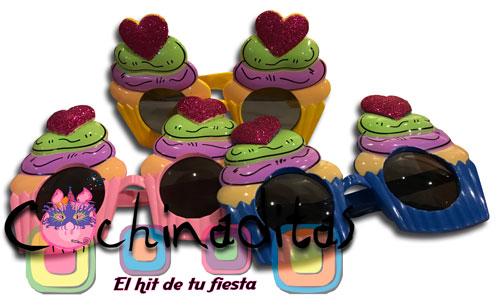 Lente cupcake