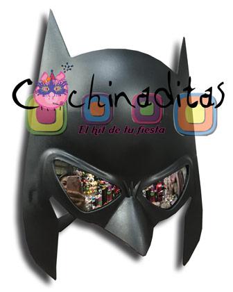 Lentes Batman