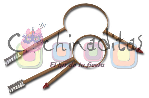 Diadema flecha