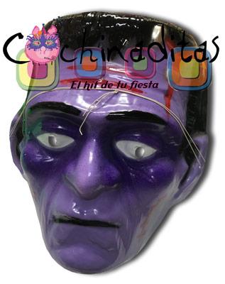 Máscara Frankenstein