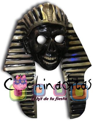 Máscara faraón