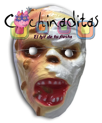 Máscara Momia