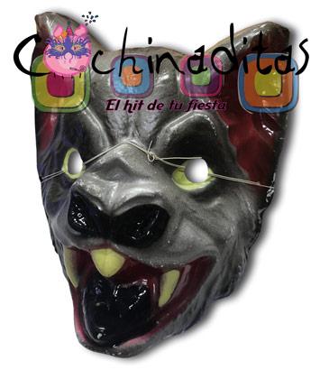 Máscara Murciélago