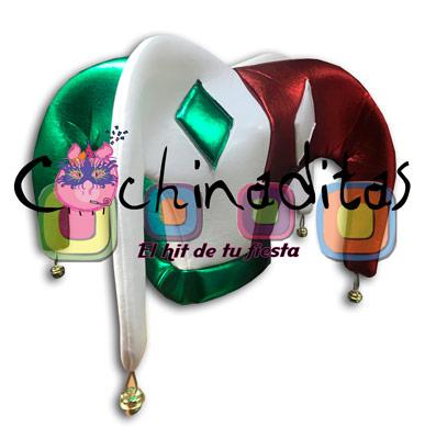 Arlequín tricolor