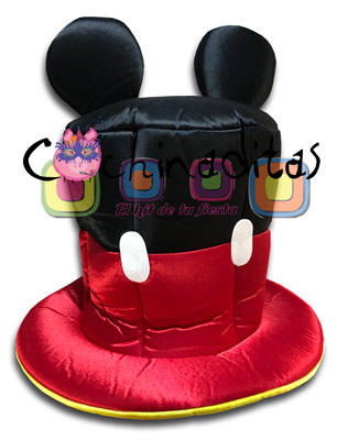 Mickey sin moño