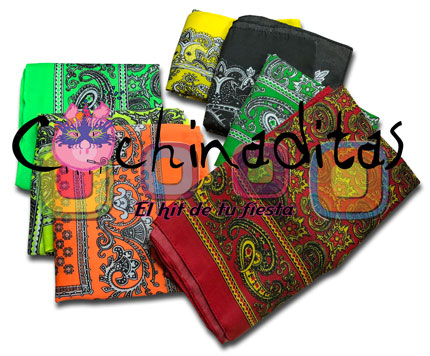 Paliacate colores