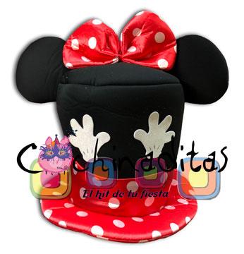 Minnie Mouse Manos