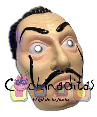 Máscara Dalí Polipropileno