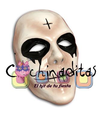 """Máscara Purga """"Cruz"""""""