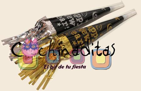 Corneta Happy New Year