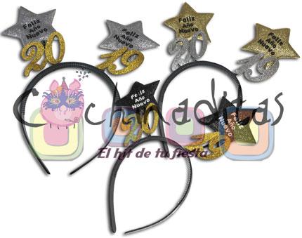 Diadema Estrellas 2019