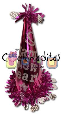 Cono Happy New Year