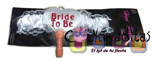 Liguero Bride to be