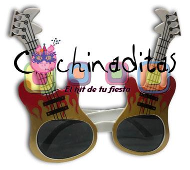 Lentes guitarra