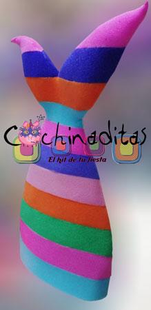 Cola Sirena colores
