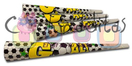 Corneta futbol Gol