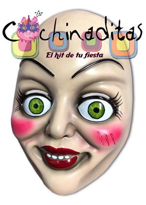 Máscara Anabelle