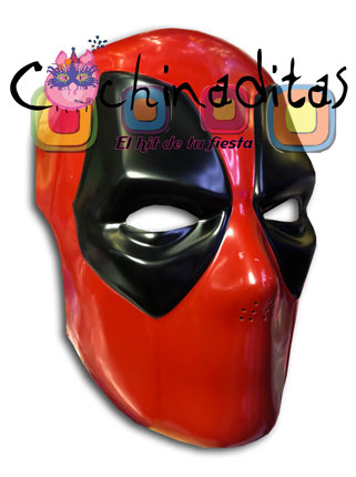 Máscara Deadpool