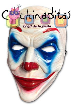 Máscara Jocker nuevo