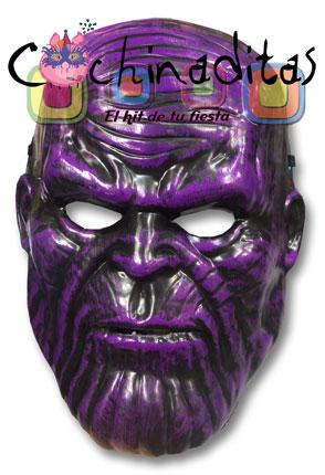 Máscara Thanos plástico