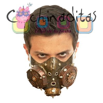 Steampunk Muzzle