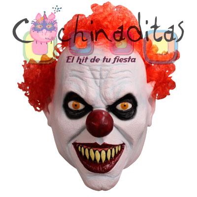 Prank Clown Mask