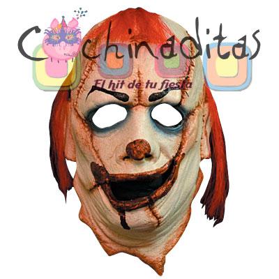 The Clown Skinner 3/4