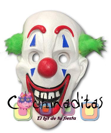 Máscara Payaso Guasón