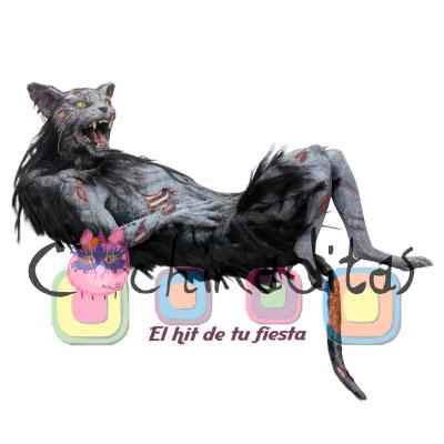 Zombie Cat Puppet
