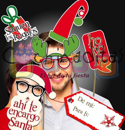 Letreros fotos Navidad