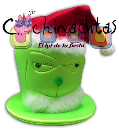 Sombrero Grinch