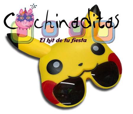 Lentes Pikachu