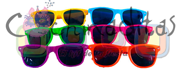 Lentes Ray-Ban colores